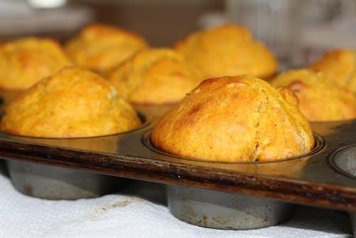 Безкоштовне стокове фото на тему «кекс, мафін, печений, хлібобулочні вироби»