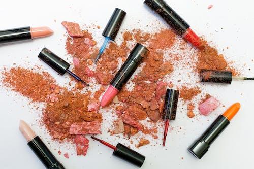 Imagine de stoc gratuită din colecție, cosmetică, culori, fard de obraz