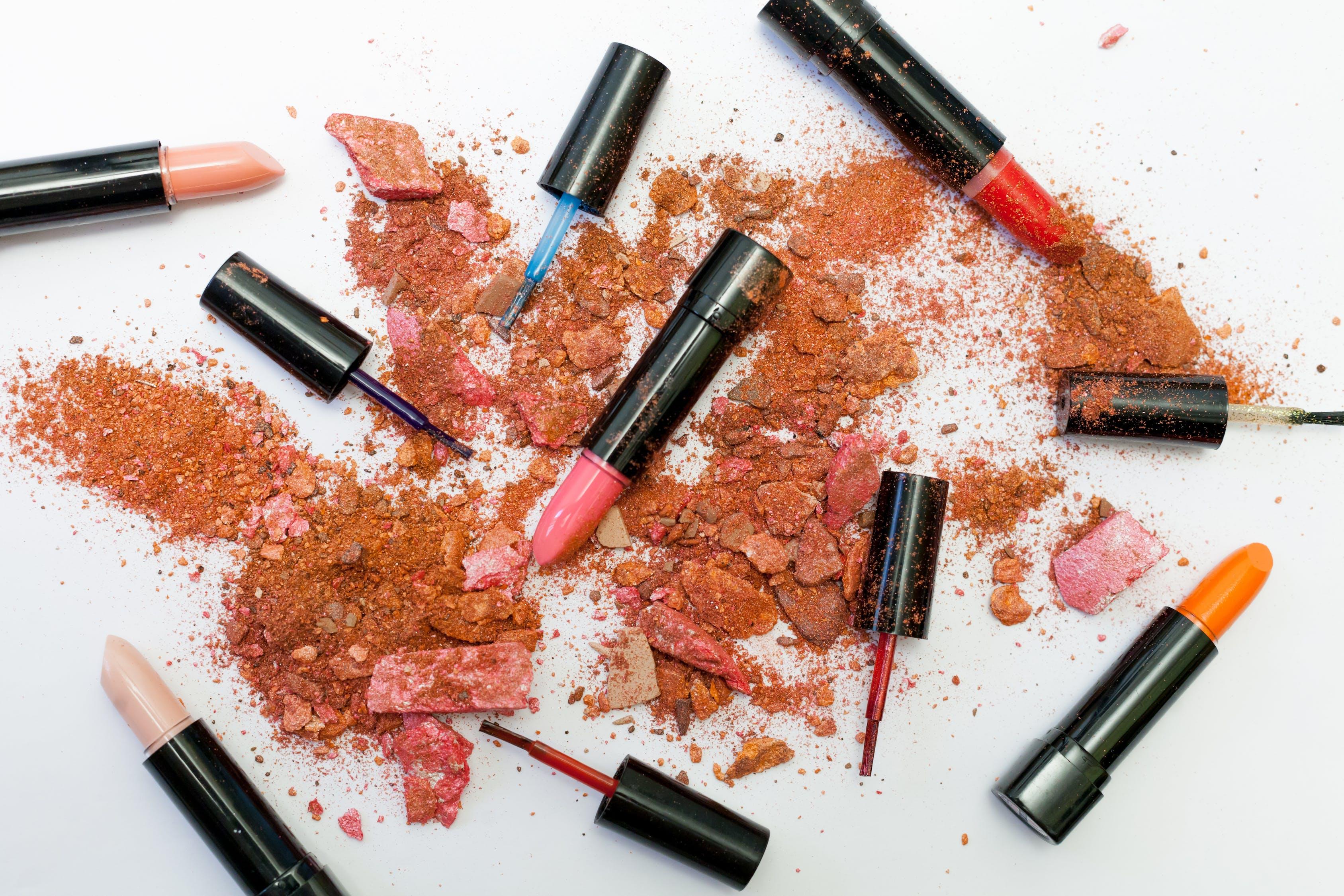 Assorted-cololr Lipsticks