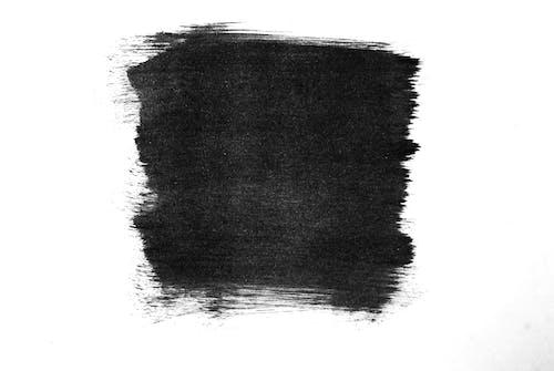 Imagine de stoc gratuită din fundal, negru, pensulă, vopsea