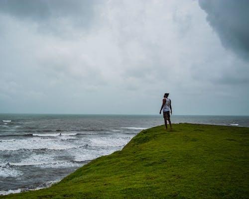 Free stock photo of adventure, backpacker, beach, beachlife
