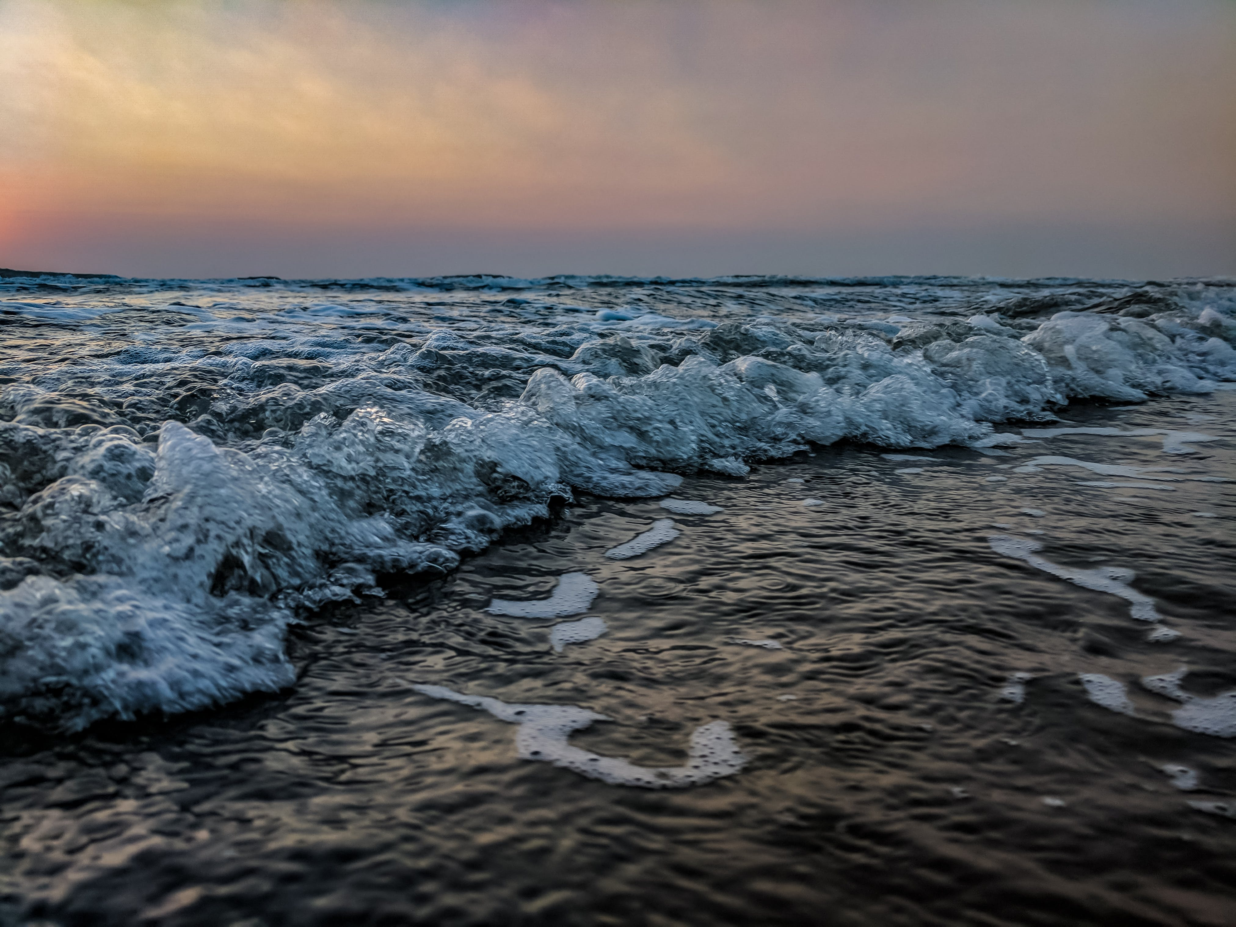Landscape Photo of Waves