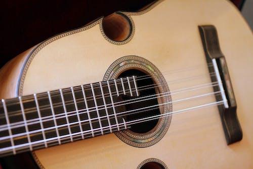 Fotos de stock gratuitas de guitarra, instrumento de cuerda, instrumento musical, música clásica