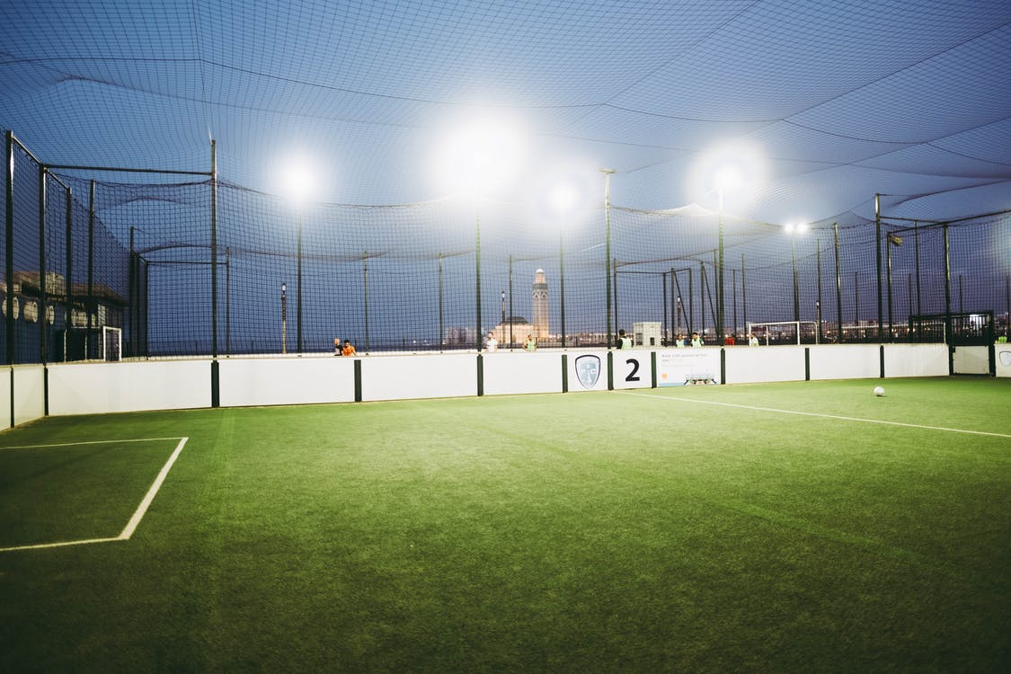 fotbal, hra, hřiště
