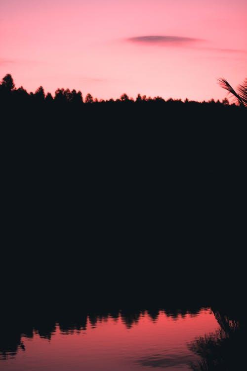 คลังภาพถ่ายฟรี ของ ตะวันลับฟ้า, พระอาทิตย์ตก, ภูมิทัศน์