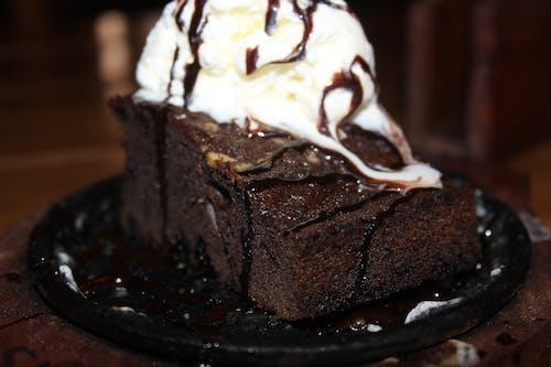 Gratis arkivbilde med #food #foodie #canon #brownie