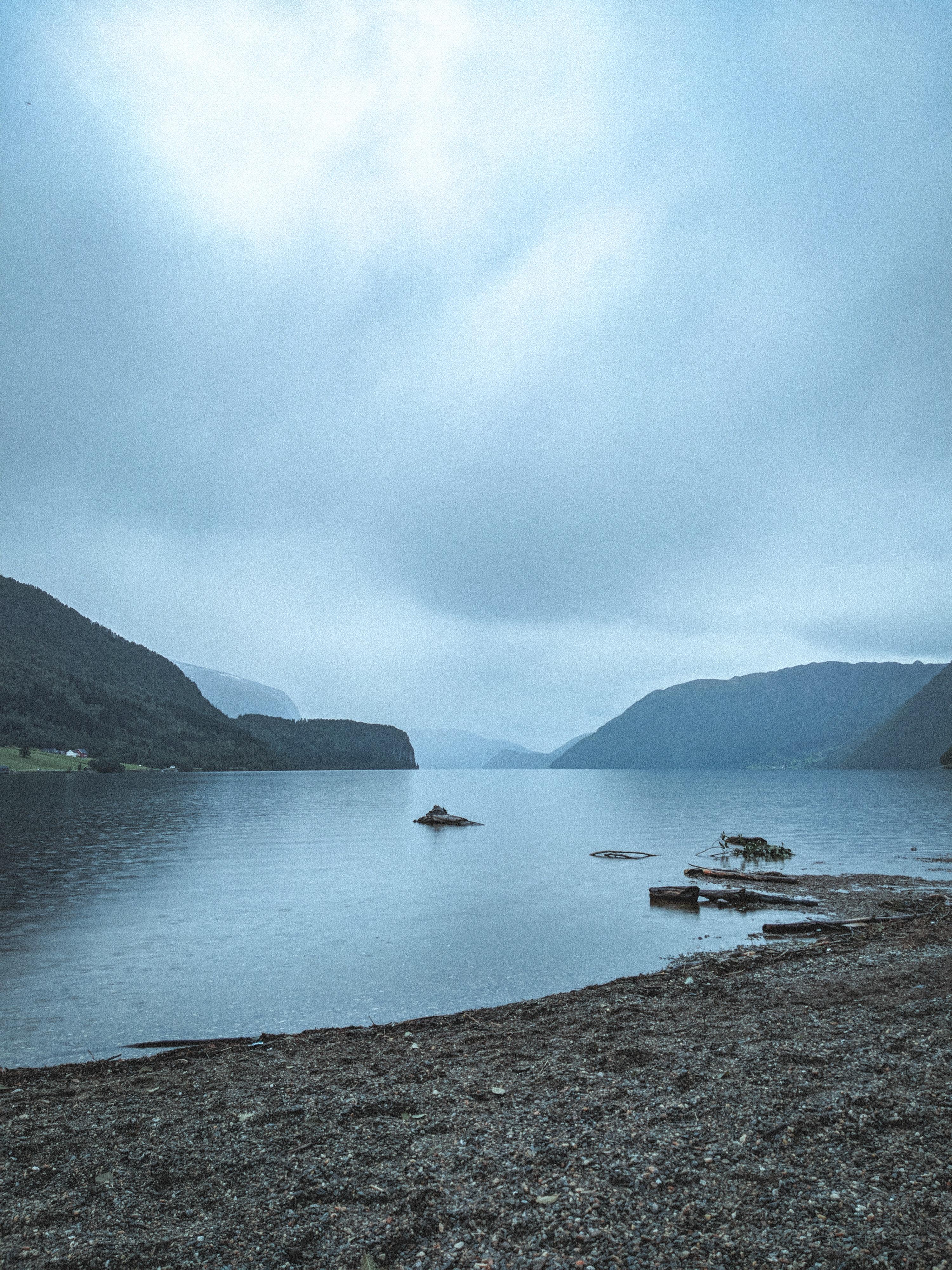 Free stock photo of coast, coast line, mountains