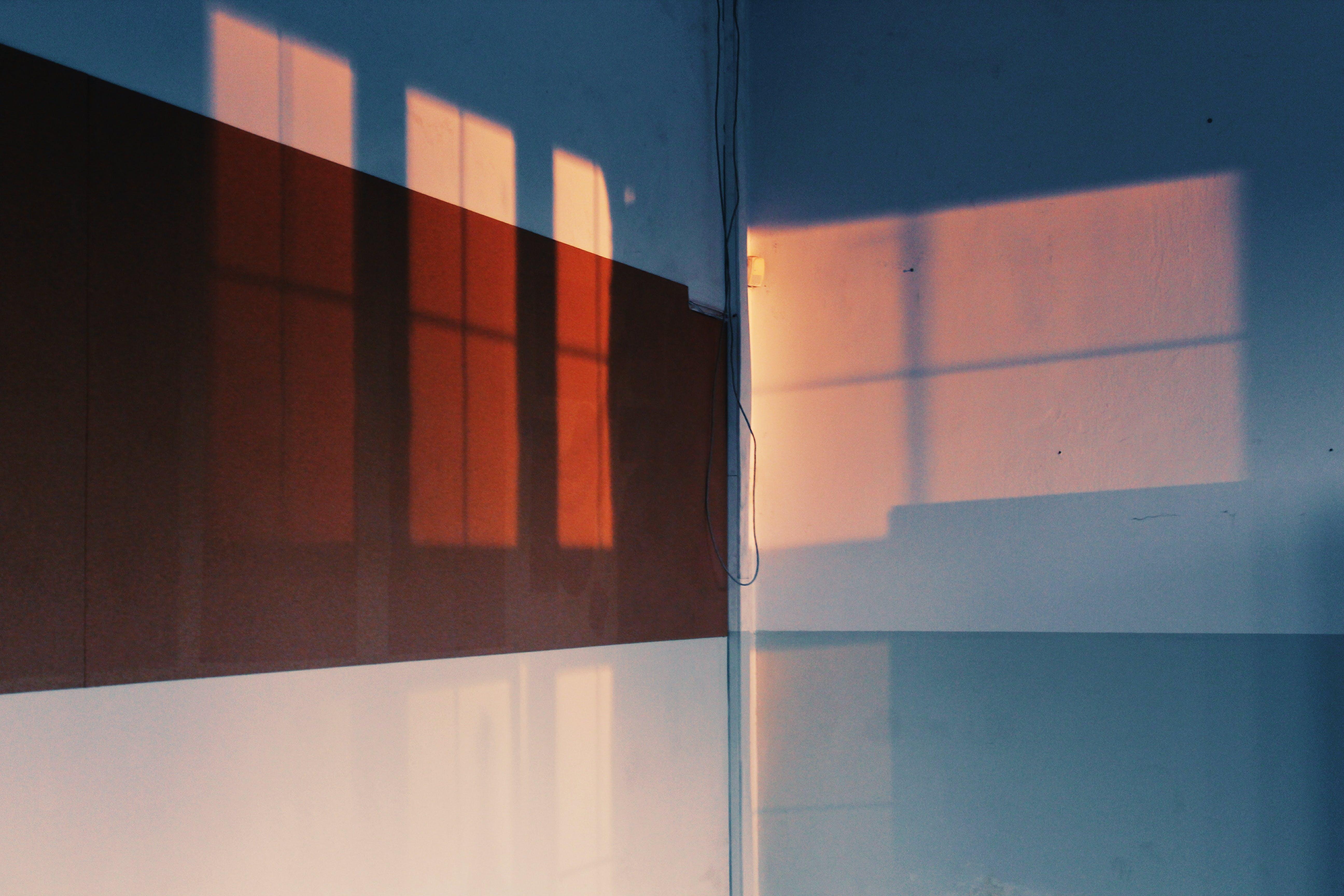 Reflection of Window on Wall