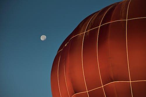 Darmowe zdjęcie z galerii z balon na gorące powietrze, czerwony, jasny, kolor