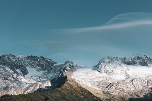 Kostnadsfri bild av bergen, bergstopp, dagsljus, fryst