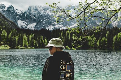 adam, ağaç, ağaçlar, ahşap içeren Ücretsiz stok fotoğraf