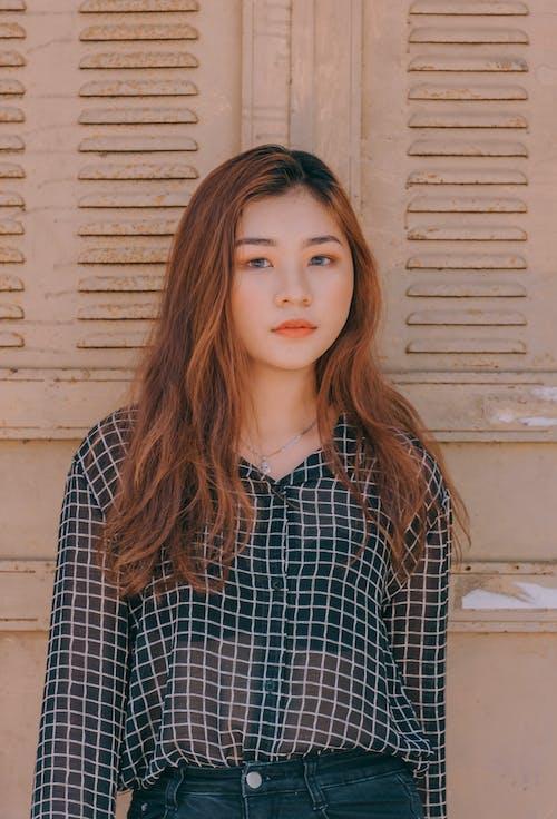 Бесплатное стоковое фото с азиатка, Азиатская девушка, волос, девочка