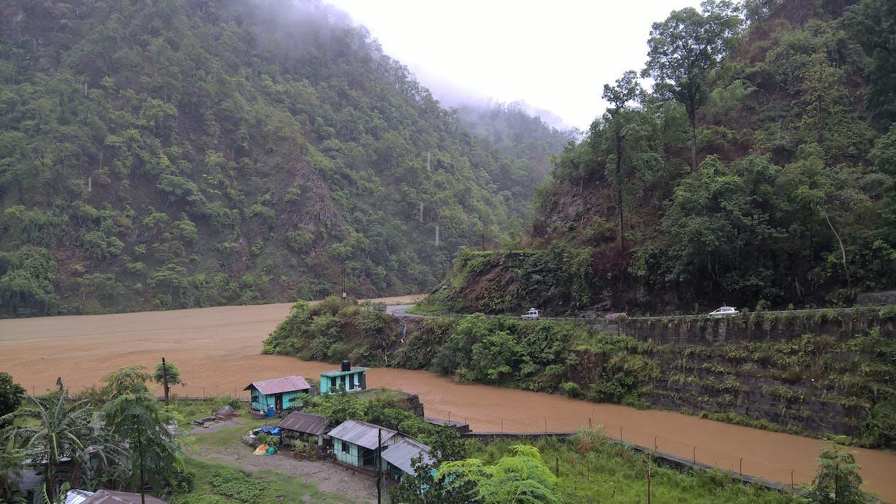Free stock photo of Teesta River