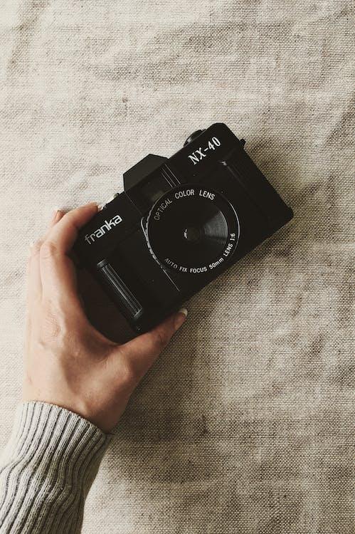 antic, càmera, càmera rèflex d'un objectiu