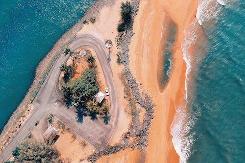 Ilmainen kuvapankkikuva tunnisteilla aallot, auto, h2o, hiekka