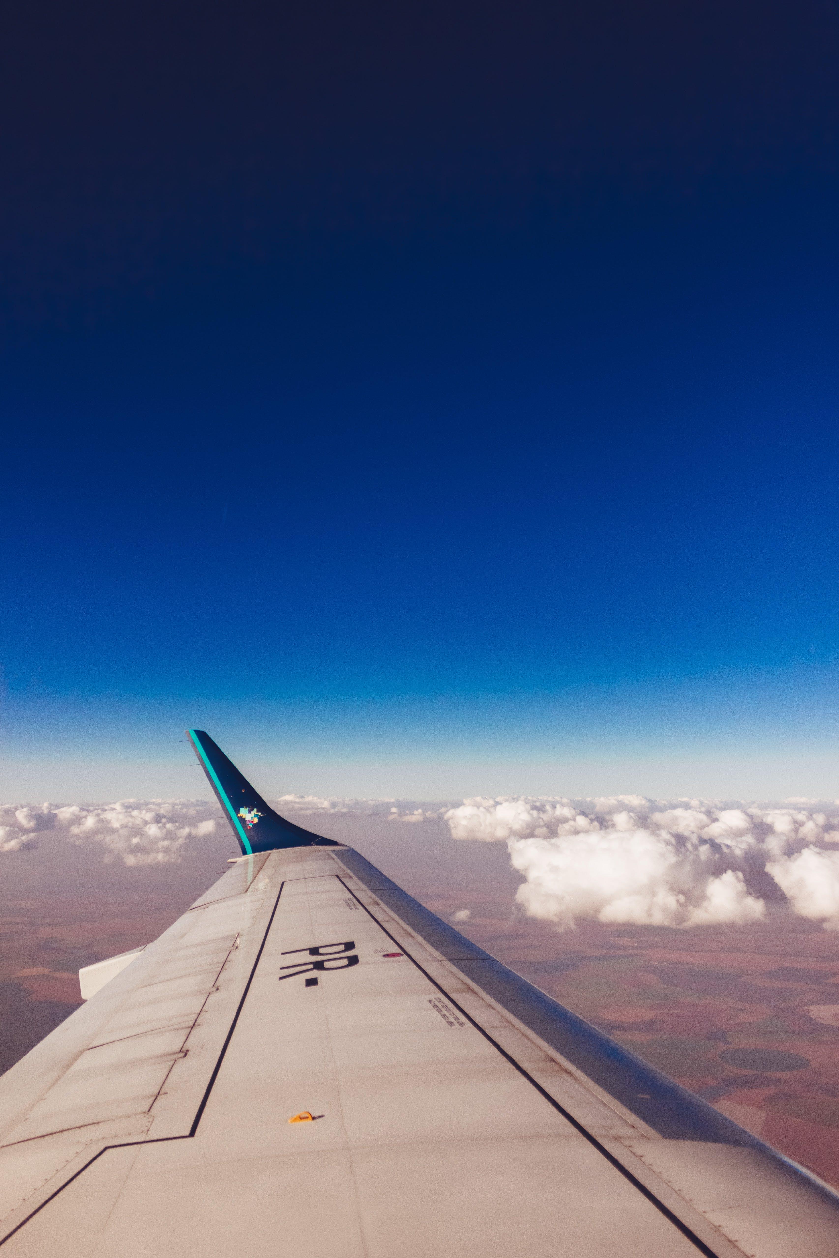 Δωρεάν στοκ φωτογραφιών με αεροπλάνο, αεροπλοΐα, αεροσκάφος, έρημος