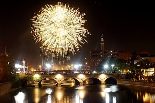 Immagine gratuita di rochester newyork 4 luglio luglio 4 fuochi d'artificio