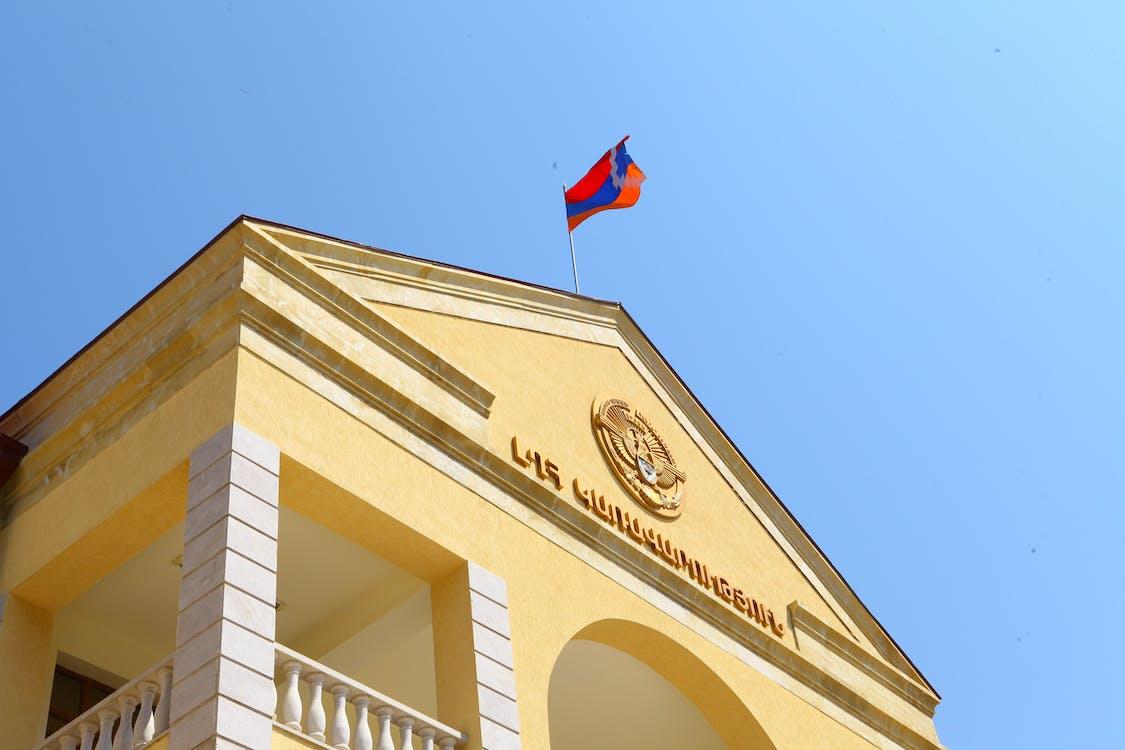 Free stock photo of armenia, artsakh, government of nagorno karabakh