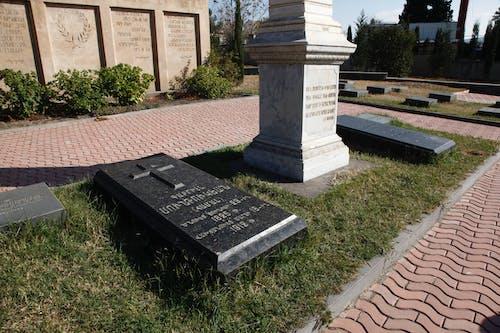 Free stock photo of armenian cemetery, armenian pantheon in tbilisi, georgia