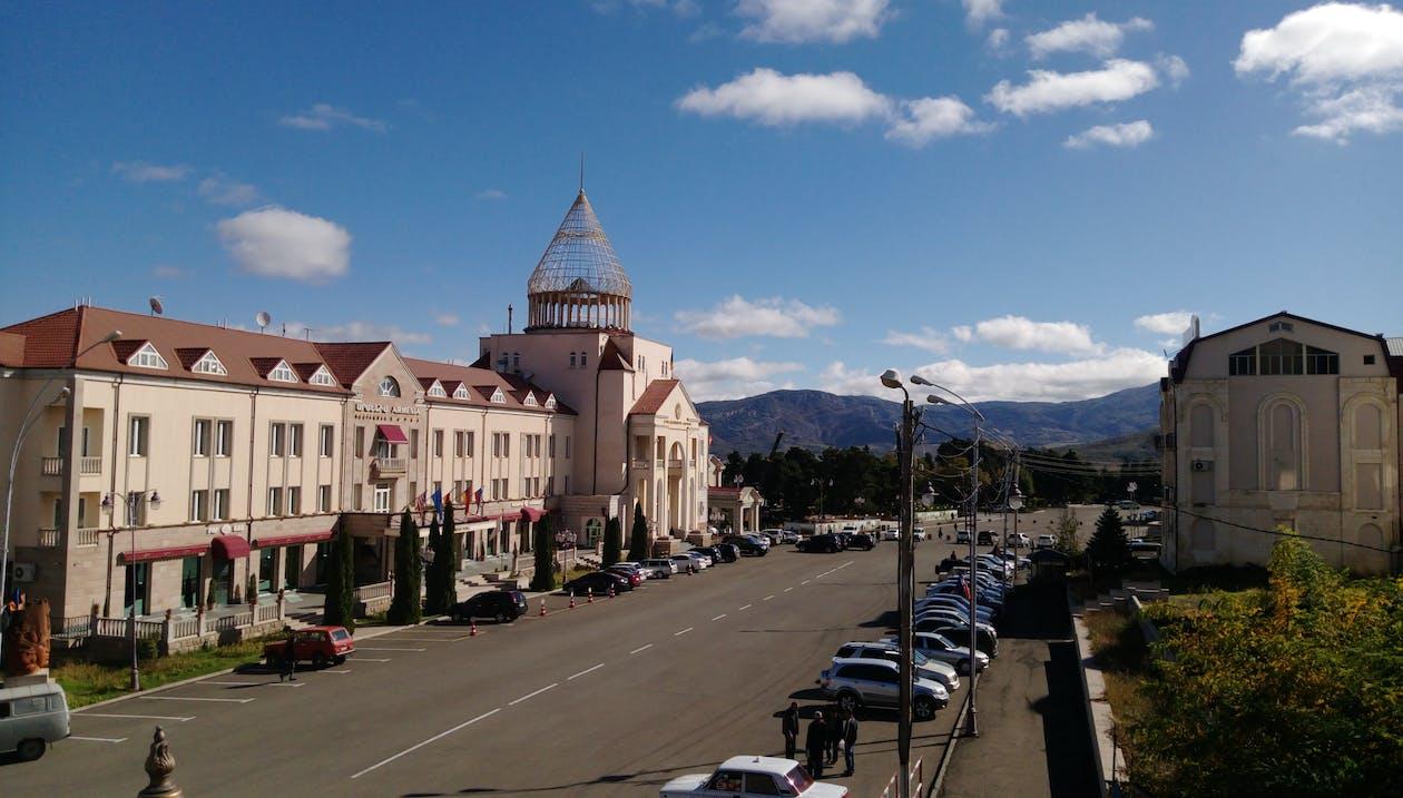 armenia, artsakh, freedom square