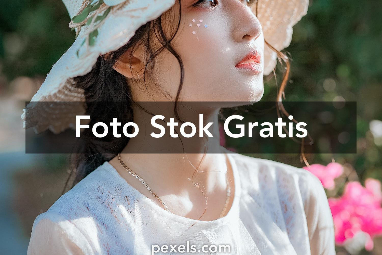 1000 Foto Gadis Korea Pexels Foto Stok Gratis