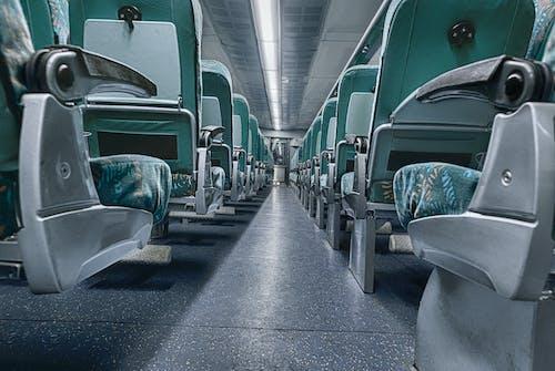 #train #seats # chair #lights의 무료 스톡 사진