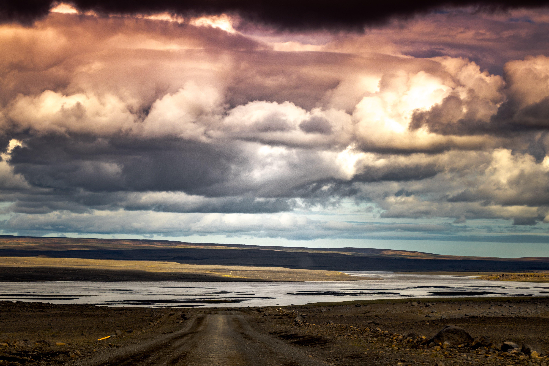Gratis lagerfoto af farve, himmel, Island, landskab