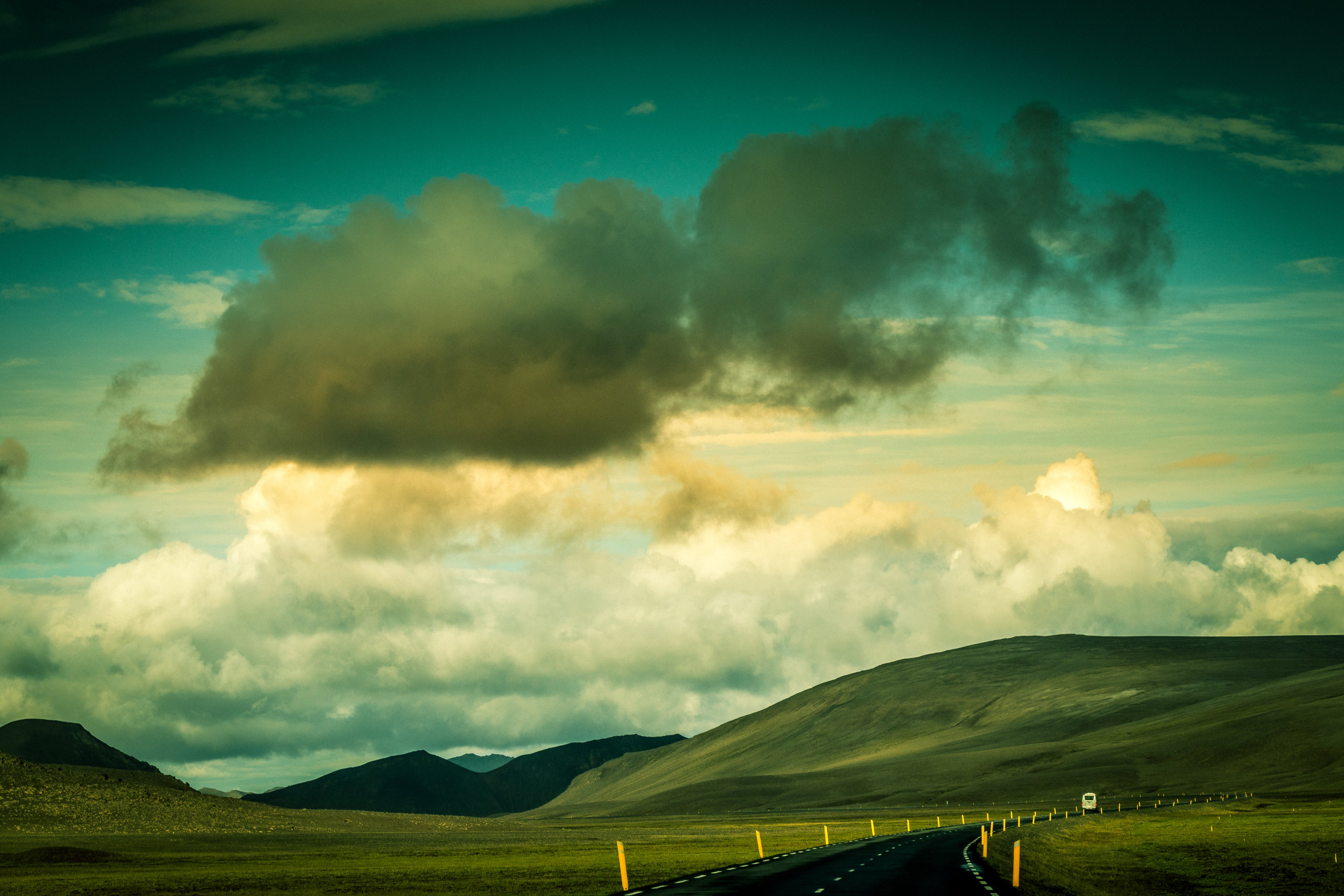 Free stock photo of beautiful, clouds, cloudscape, iceland