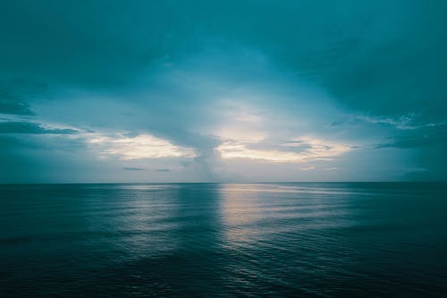 Landscape Photography of Sea