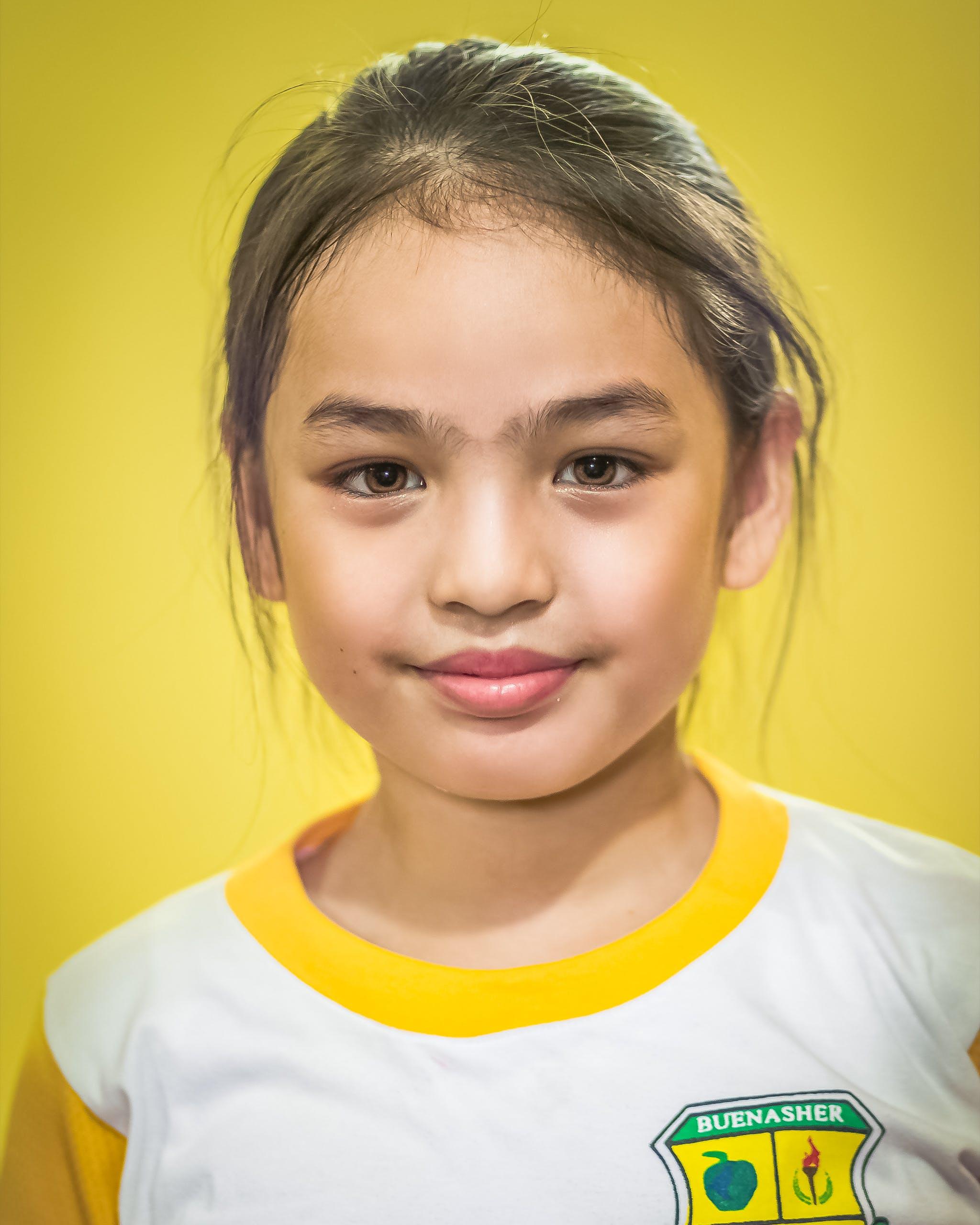 Free stock photo of asian child