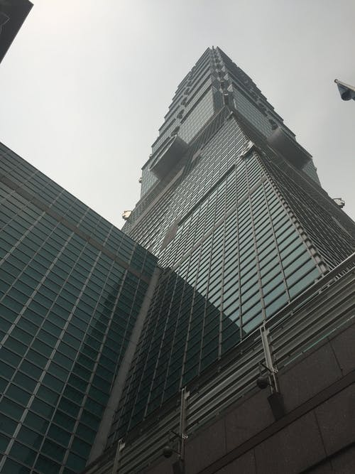 Free stock photo of building, building site, high rise, Taipei 101
