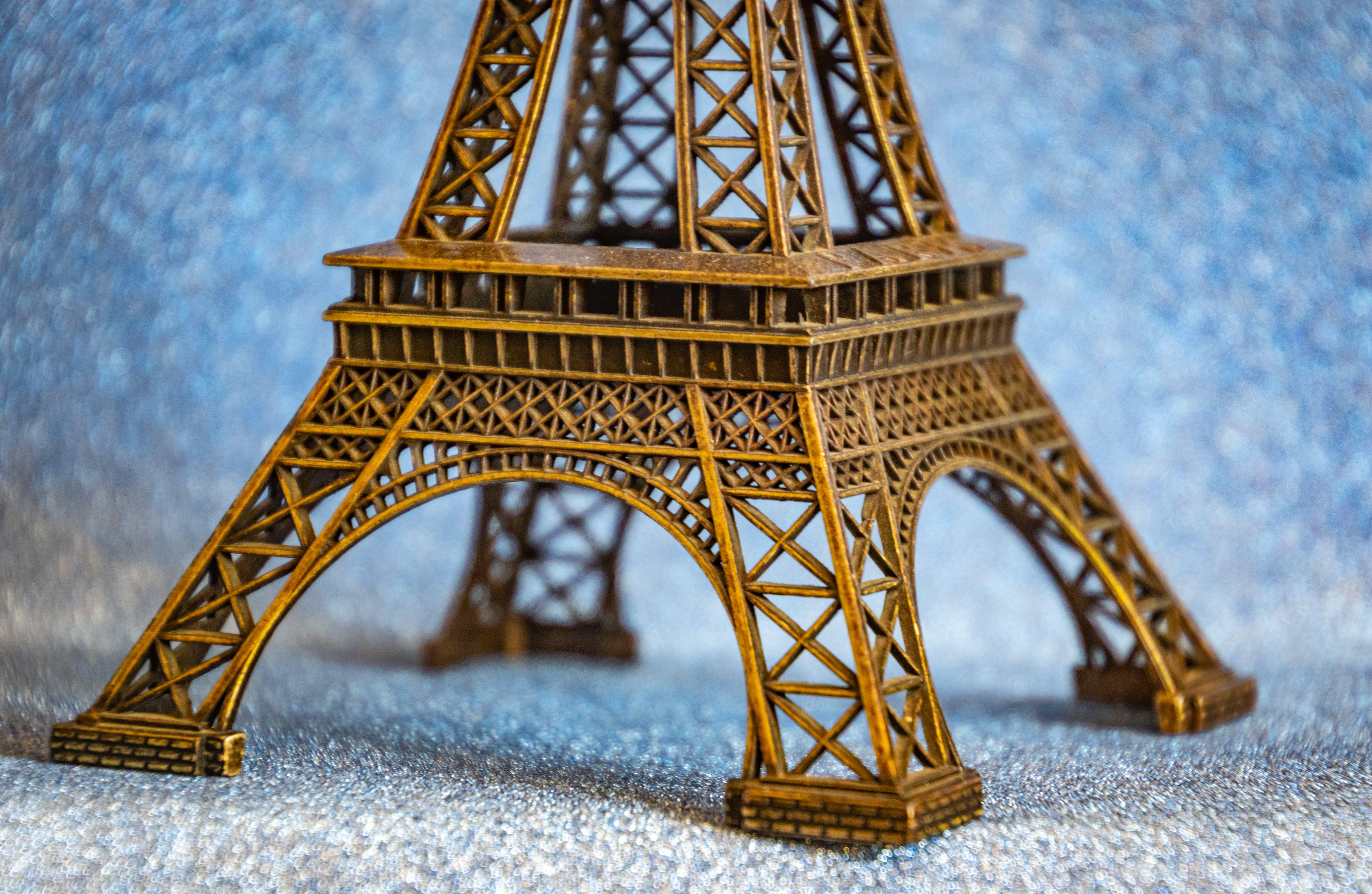 Kostenloses Stock Foto zu dekoration, eiffelturm, miniatur, paris