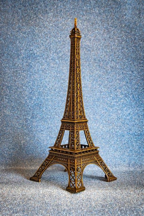 Gratis arkivbilde med dekorasjon, eiffeltårnet, frankrike, miniatyr