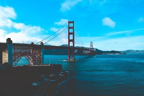 Gratis stockfoto met amerika, architectuur, attractie, baai