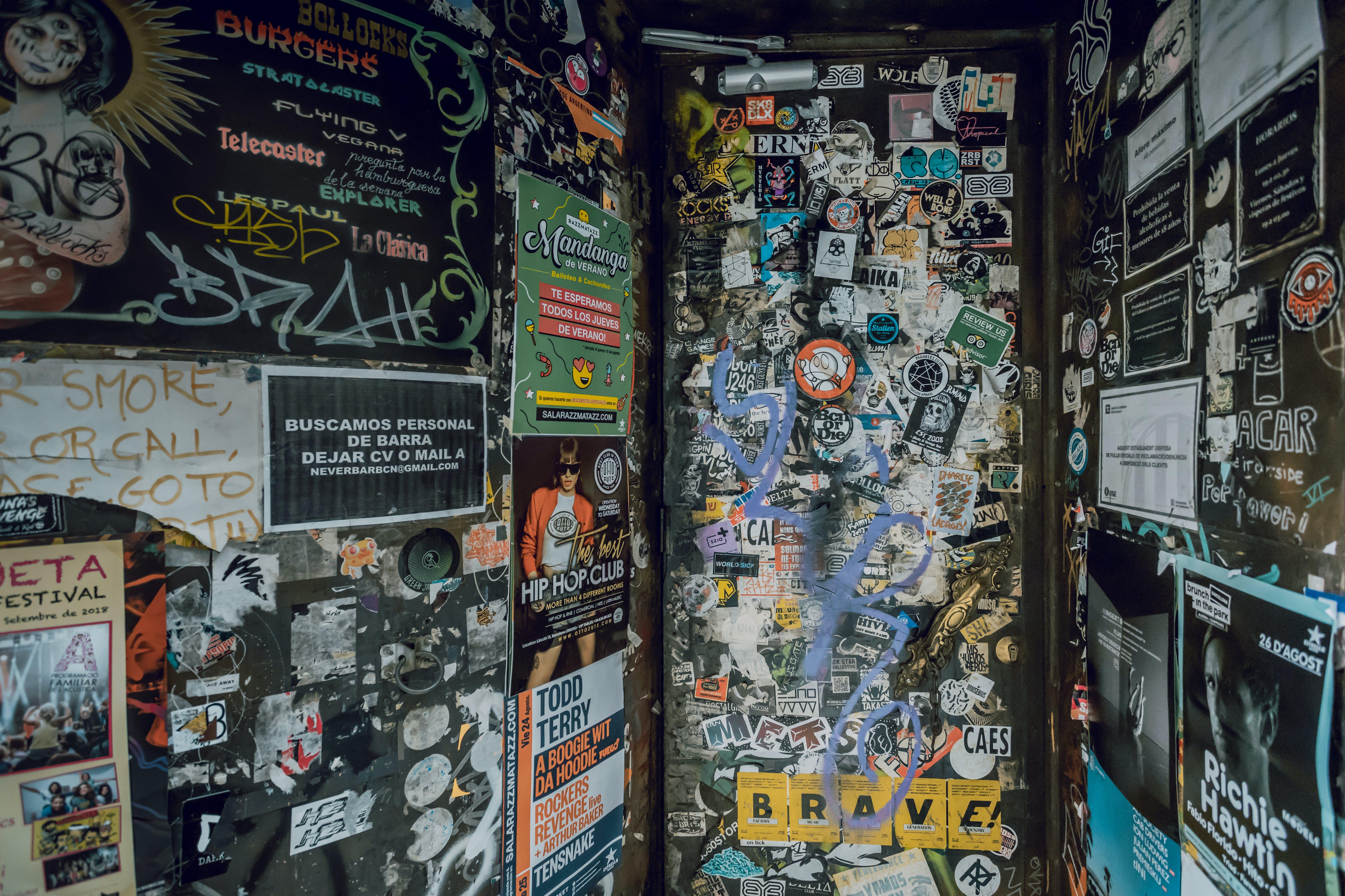 Assorted Sticker Lot