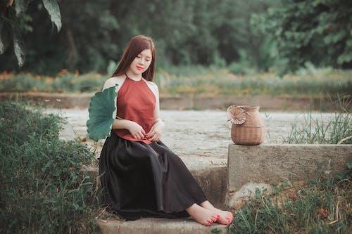 Ingyenes stockfotó ázsiai lány, ázsiai nő, divatos, felnőtt témában