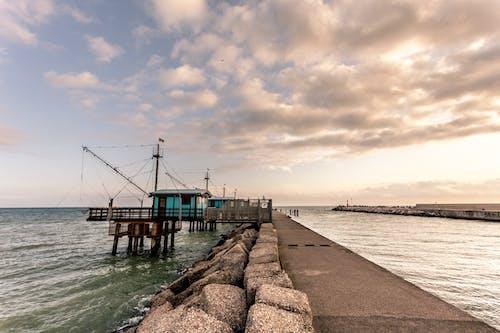 亞得里亞海, 地中海, 招手, 日出 的 免費圖庫相片