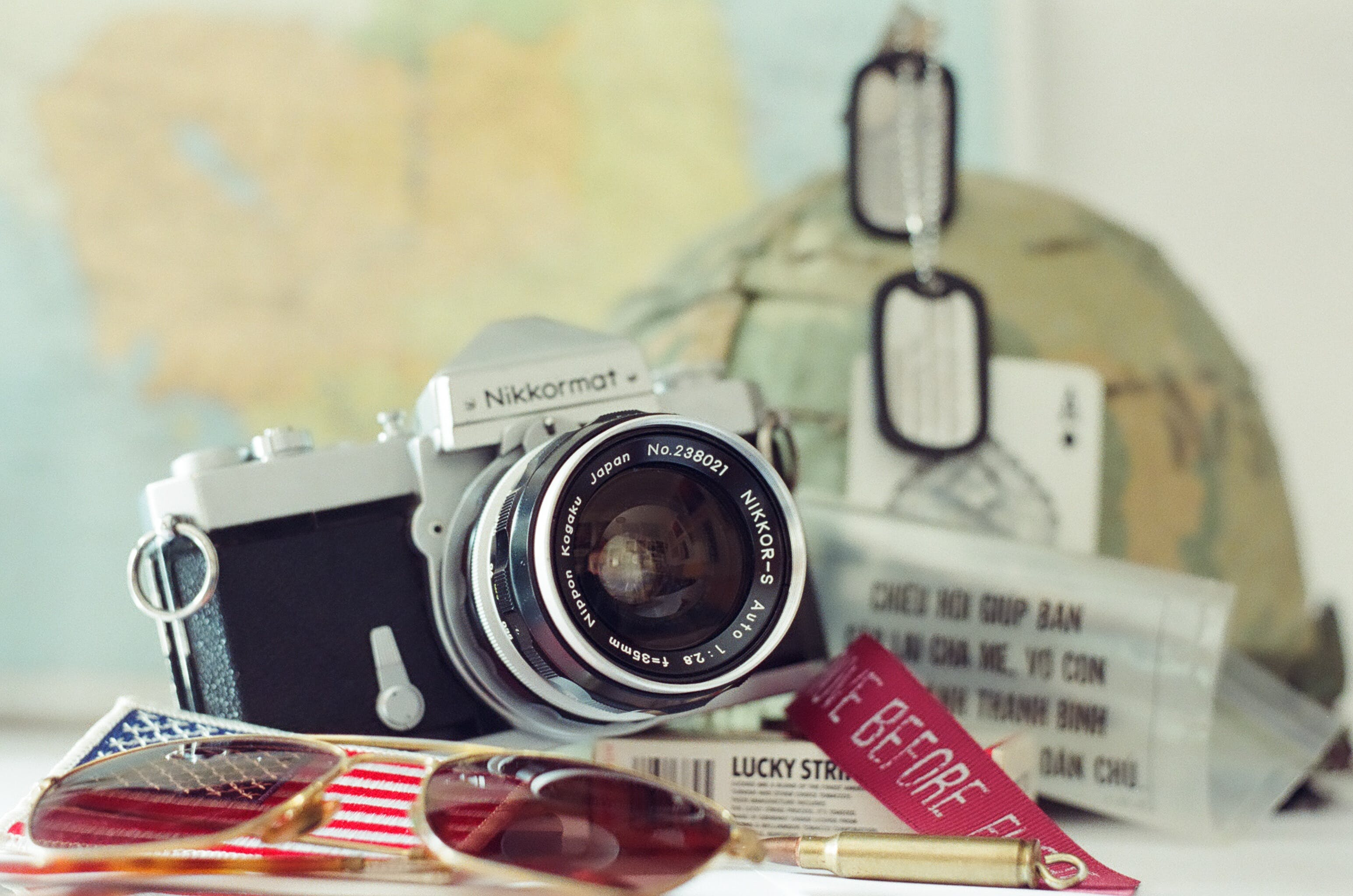 Free stock photo of 35mm, nikon camera, us army, vietnam