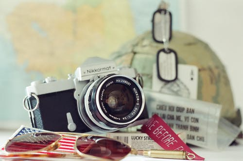 Free stock photo of 35mm, nikon camera, us army