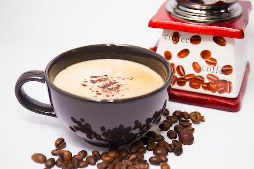 Fotobanka sbezplatnými fotkami na tému aróma, čierna káva, čokoládový nápoj