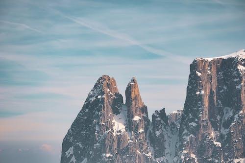 Fotobanka sbezplatnými fotkami na tému bezplatná tapeta, Dolomity, HD tapeta, hora