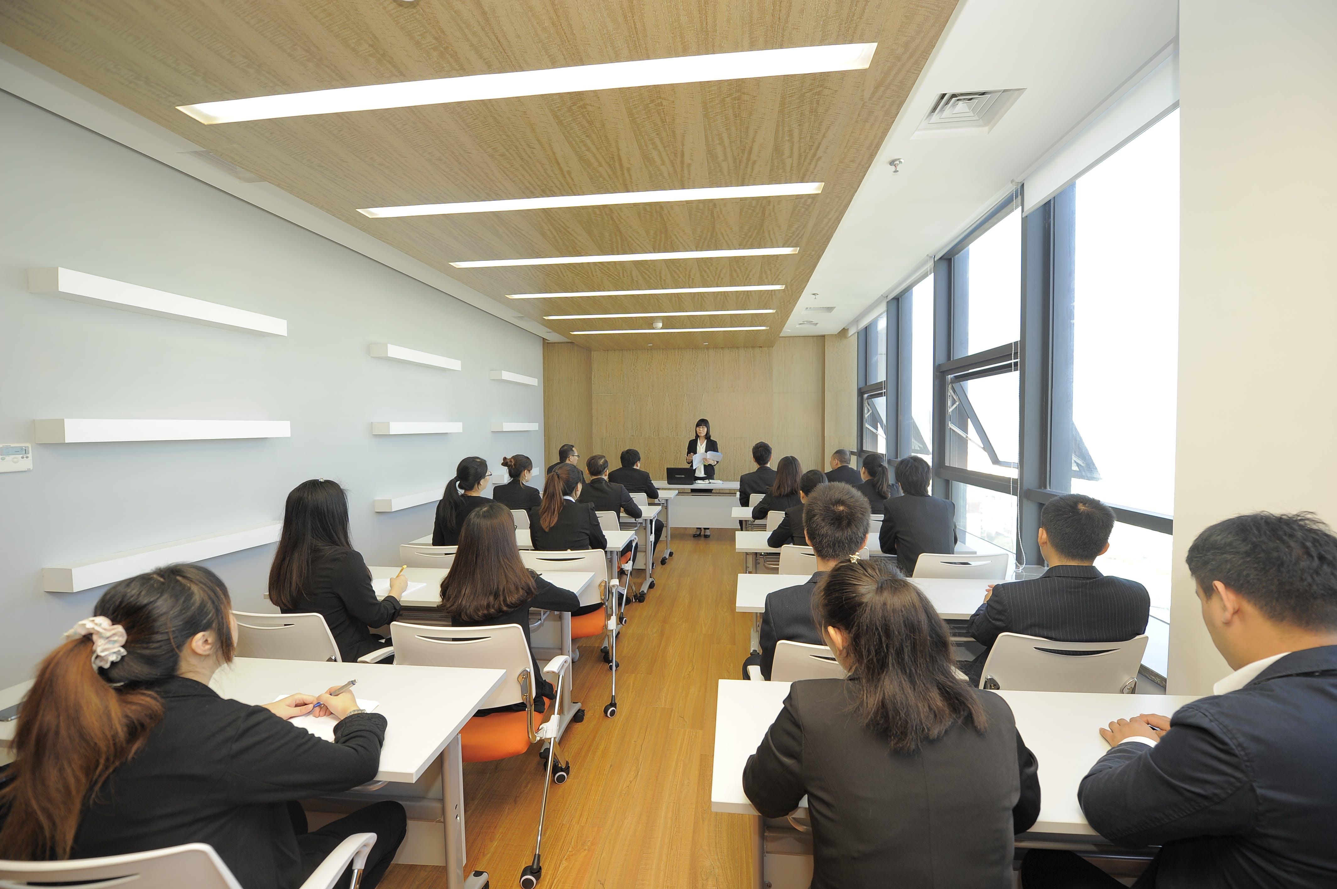 Free stock photo of meeting room, training