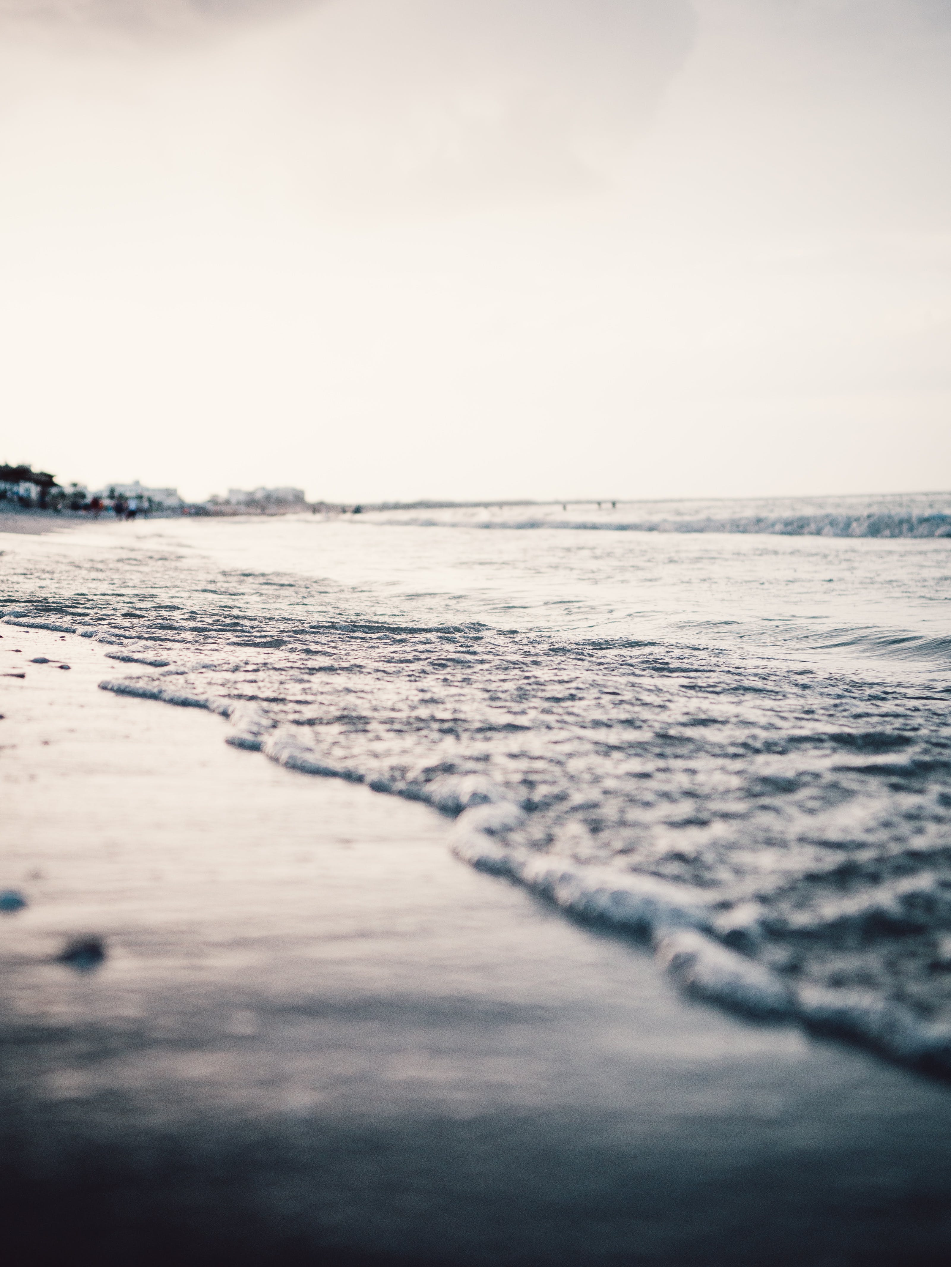 グレースケール, サーフィン, シースケープ, ビーチの無料の写真素材