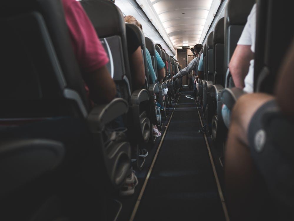 aerolínia, aviació, avió
