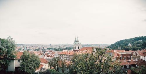 Kostenloses Stock Foto zu gebäude, panorama, prag, stadt