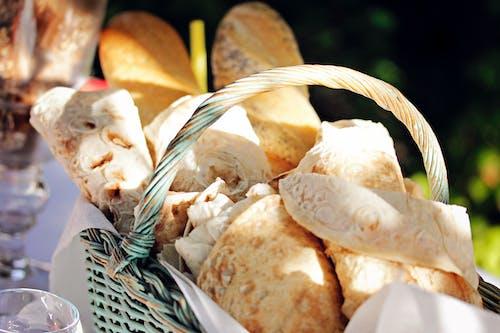 lavash, 빵, 수제 빵, 식품 사진의 무료 스톡 사진