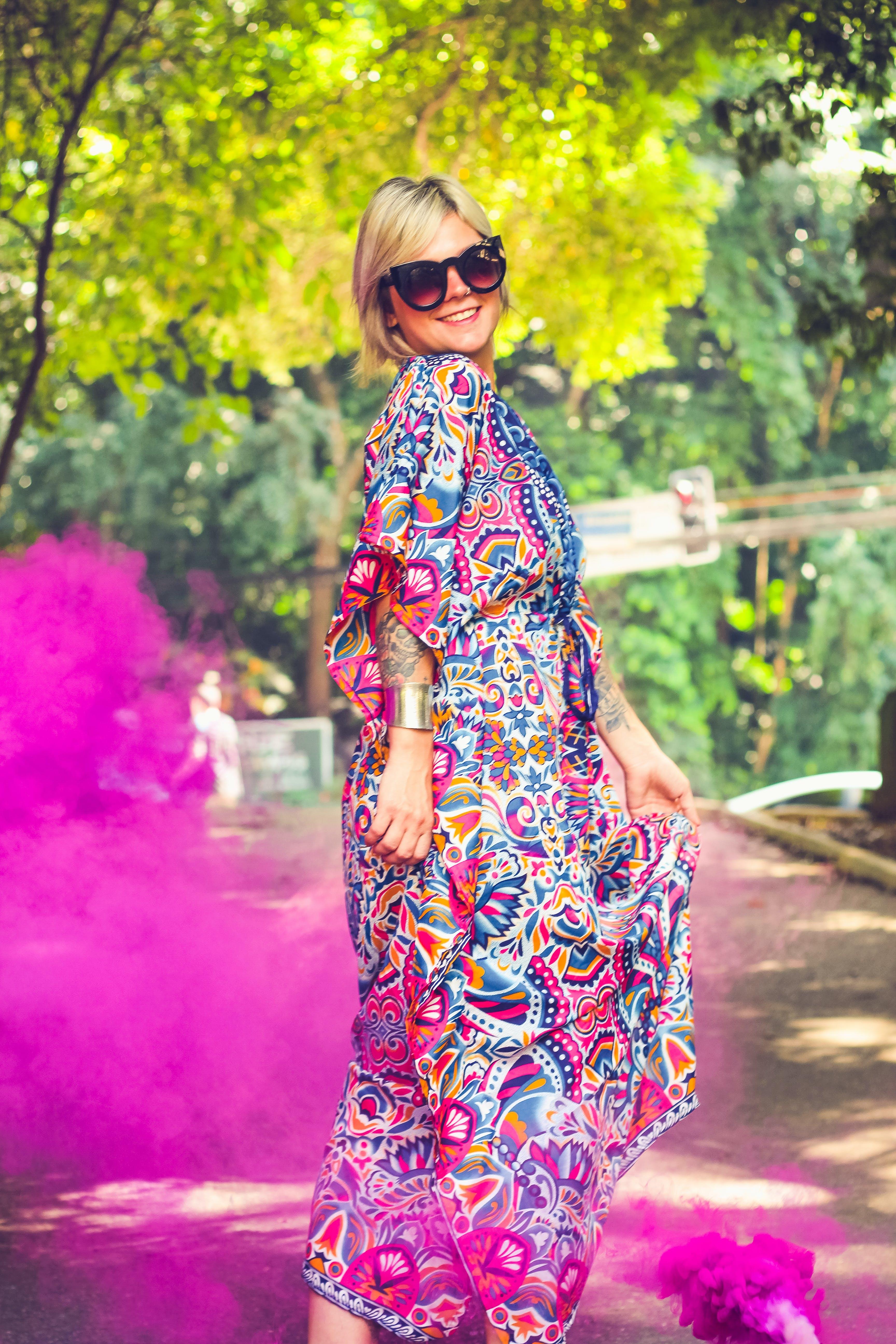 Kostenloses Stock Foto zu fashion, person, sonnenbrille, frau