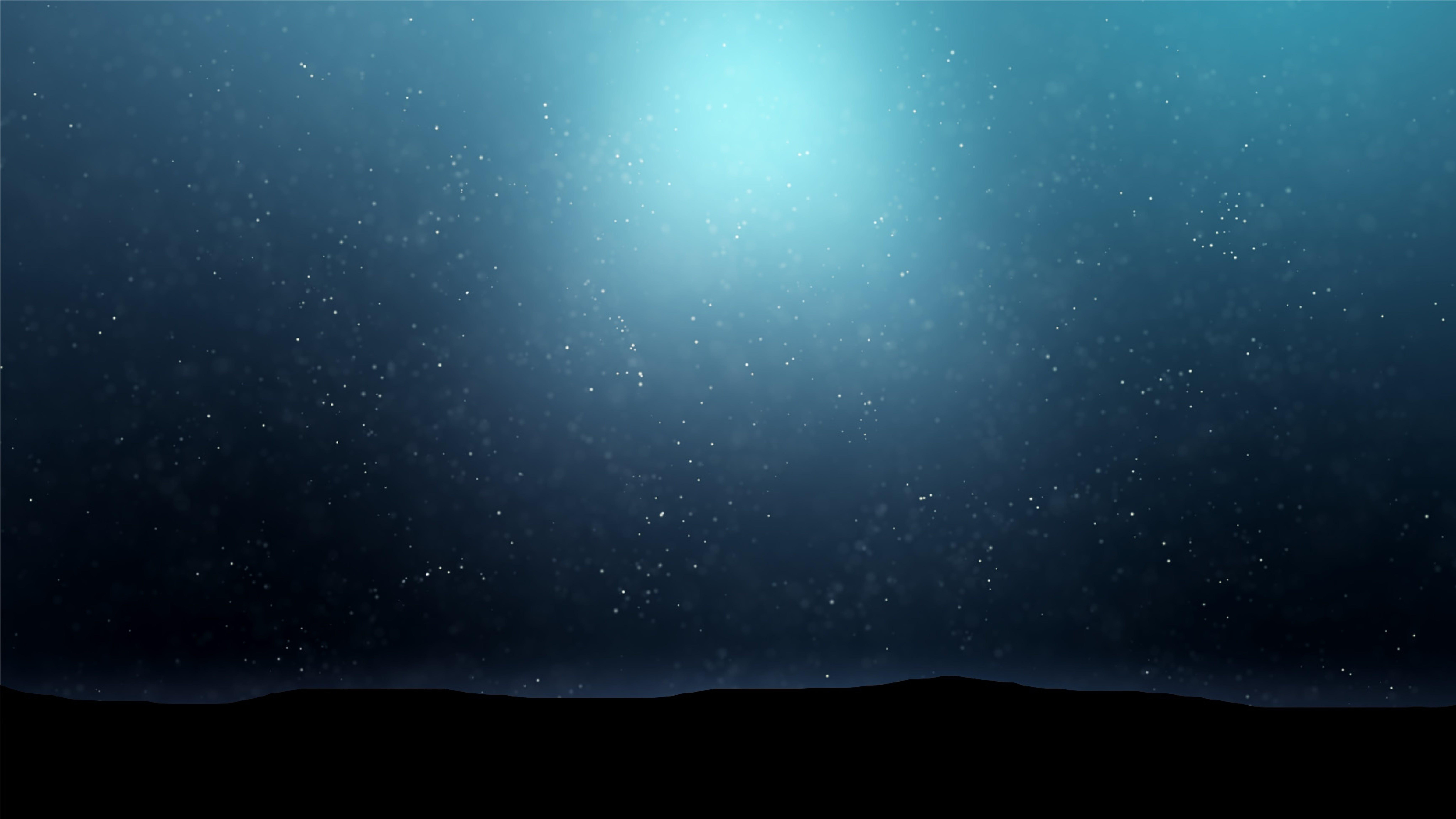夜, 星, 青空の無料の写真素材