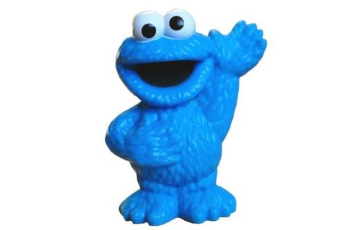Gratis stockfoto met beeldje, blauw, bordspellen, cookie