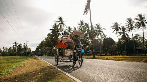 Ingyenes stockfotó pedicab, szállítás témában